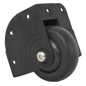 UDG Casing Corner Wheels Set Left & Right+ Rivets Black MK3