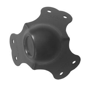 UDG Ultimate Ball corner (for bottom case) + rivets