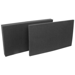 UDG Ultimate Hi-density custom pick foam L for Flight Cases