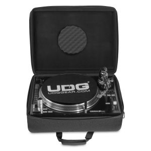 UDG Creator Turntable Hardcase Black