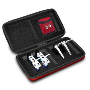 UDG Creator Cartridge Hardcase Red PU