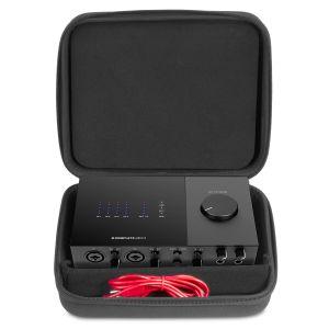UDG Creator Focusrite Scarlett 4i4/ Clarett 2Pre/ 4Pre/ NI Komplete Audio 6 MK2 Hardcase Black