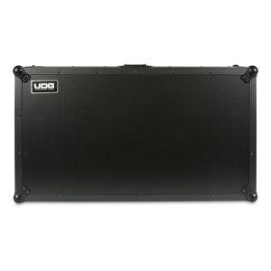 UDG Ultimate Flight Case Pioneer DDJ-RZ/SZ2 Black MK2 Plus (Laptop Shelf + Wheels)
