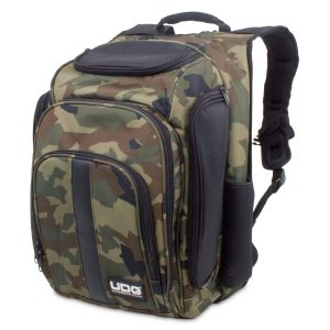UDG Ultimate DIGI Backpack Black Camo/ Orange Inside