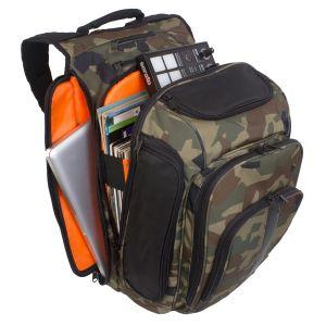 UDG Ultimate DIGI Backpack Black Camo/ Orange Inside
