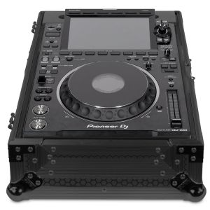 UDG Ultimate Flight Case Multi Format CDJ/MIXER Black MK3