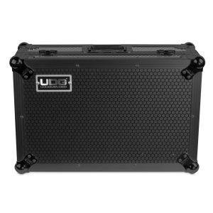 UDG Ultimate Flight Case Multi Format CDJ/MIXER Black MK3
