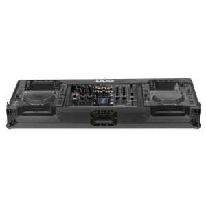 UDG Ultimate Flight Case Set 2200 Black MK2 Plus (Wheels)