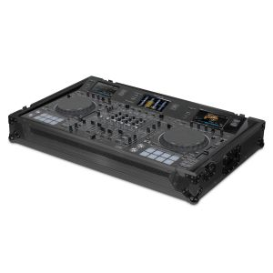 UDG Ultimate Flight Case Pioneer DDJ-RZX Black MK2 Plus (Wheels)