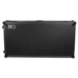 UDG Ultimate Flight Case Set Denon DJ SC5000/ X1800 Black Plus (Wheels)