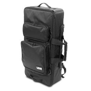 UDG Ultimate MIDI Controller Backpack Large Black/Orange Inside MK2