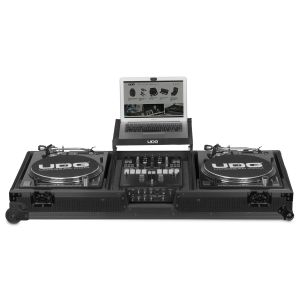 UDG Ultimate Flight Case Set Multi Format Turntable Battle & 10