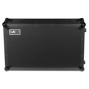 UDG Ultimate Flight Case Pioneer DDJ-1000 Black Plus (Laptop Shelf + Wheels)