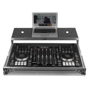 UDG Ultimate Flight Case Multi Format XXL Silver Plus (Laptop Shelf)