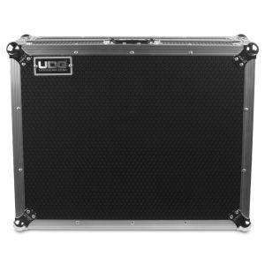 UDG Ultimate Flight Case Multi Format XL Silver Plus (Laptop Shelf)