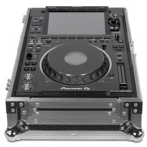 UDG Ultimate Flight Case Multi Format CDJ/MIXER Silver MK3