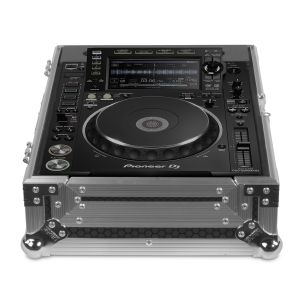 UDG Ultimate Flight Case Multi Format CDJ/MIXER II Silver