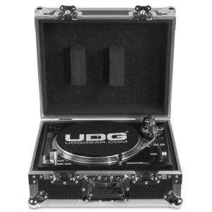 UDG Ultimate Flight Case Multi Format Turntable Silver