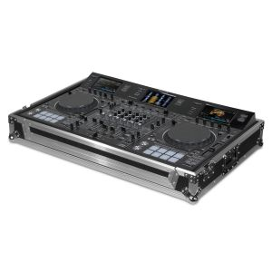 UDG Ultimate Flight Case Pioneer DDJ-RZX Silver Plus (Wheels)