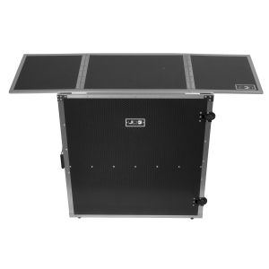 UDG Ultimate Fold Out DJ Table Silver Plus (Wheels)