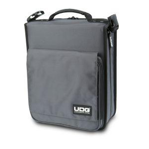 UDG Ultimate CD SlingBag 258 Steel Grey, Orange inside
