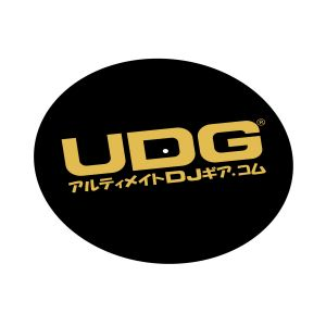 UDG Slipmat Gold / Japanese Text