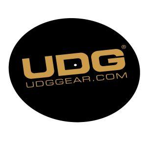 UDG Slipmat Set Black / Golden