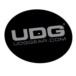 UDG Slipmat Set Black / Silver