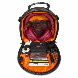 UDG Ultimate DIGI Headphone Bag Black Camo Orange Inside