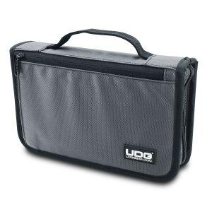 UDG Ultimate DIGI Wallet Small Steel Grey/Orange Inside