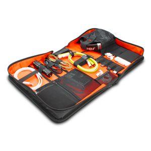 UDG Ultimate DIGI Wallet Large Black/Orange Inside