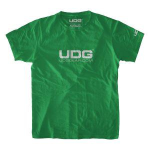 UDG T-Shirt UDGGEAR Logo Green/ White