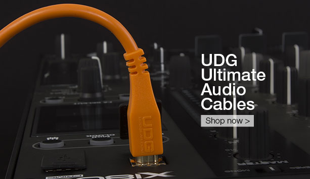 UDG Ultimate Audio Cables