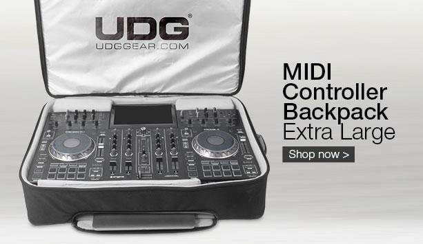 UDG Urbanite MIDI Controller Backpack Extra Large