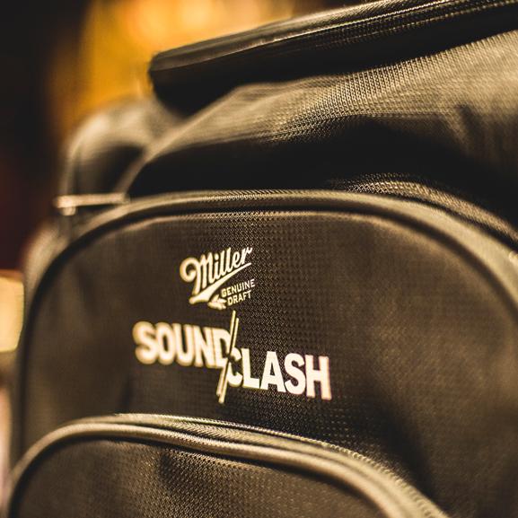 UDG X Miller Sound Clash DIGI Backpack