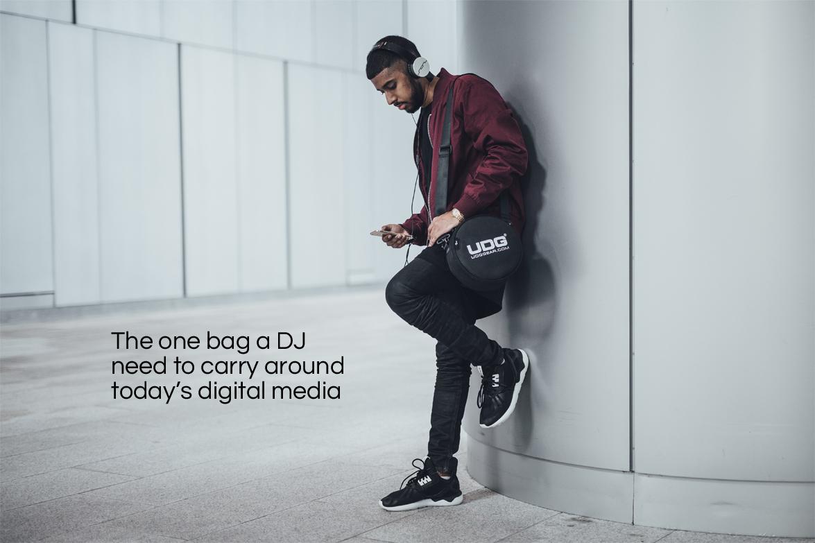 DIGI Headphone Bag
