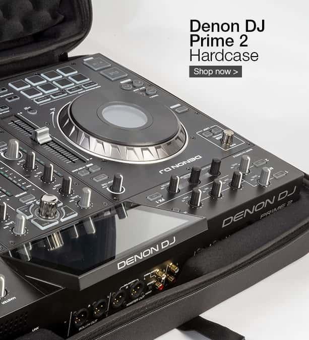 UDG Creator Denon DJ Prime 2 Hardcase Black
