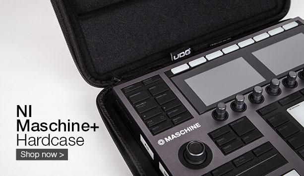 UDG Creator NI Maschine+/MK3 Hardcase Black
